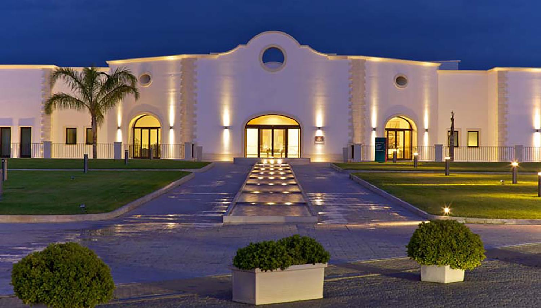 DoubleTree by Hilton Acaya Golf Resort viešbutis (Apulija, Italija)
