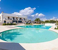 Canne Bianche Lifestyle & Hotel viešbutis (Apulija, Italija)