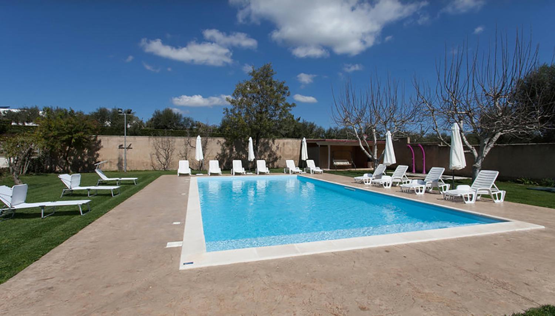 Corte Dei Melograni viešbutis (Apulija, Italija)