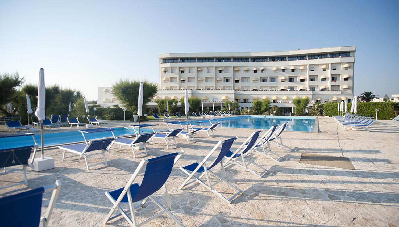 Del Levante viešbutis (Apulija, Italija)