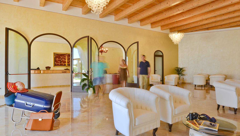 Mulino A Vento viesnīca (Bari, Itālija)