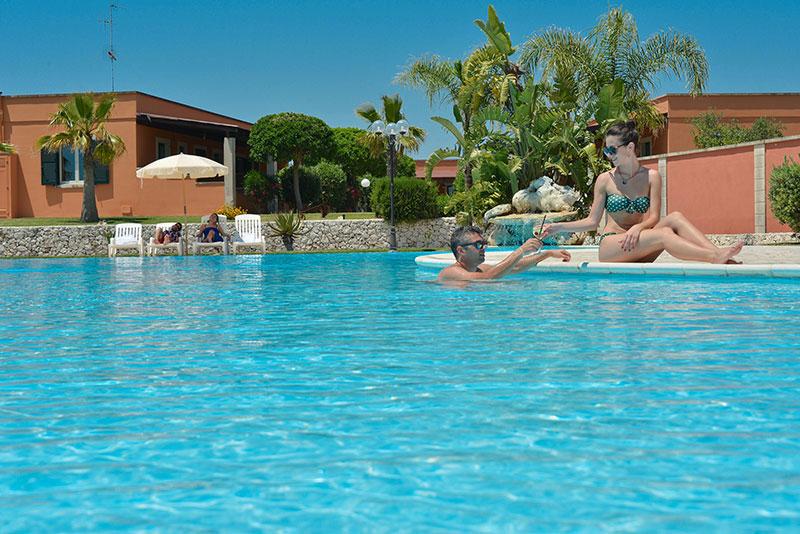 Mulino A Vento Hotel Resort viešbutis (Apulija, Italija)