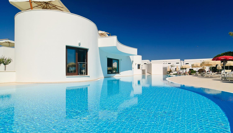 Pietrablu Resort & Spa viešbutis (Apulija, Italija)