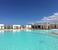 Relais Masseria Le Cesine viesnīca (Bari, Itālija)