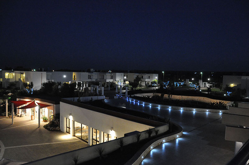 Riva Marina Resort viešbutis (Apulija, Italija)