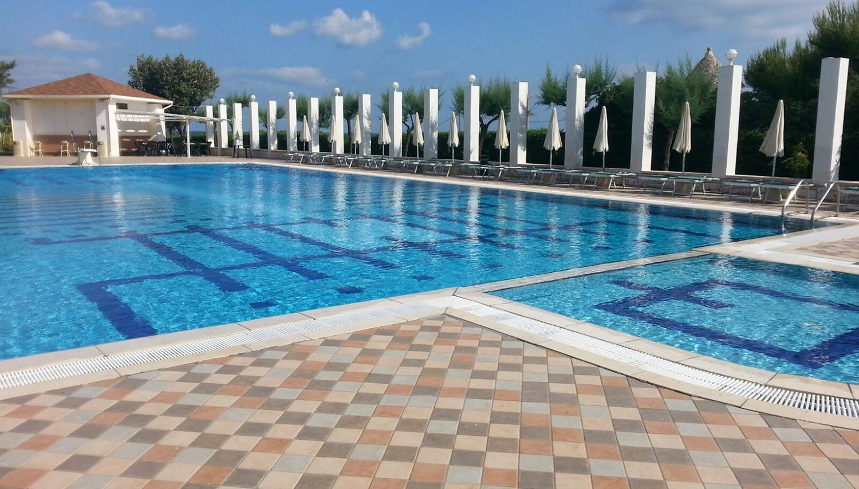 Scoglio Degli Achei viešbutis (Apulija, Italija)