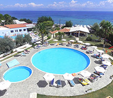 Albatros hotell (Corfu, Kreeka)