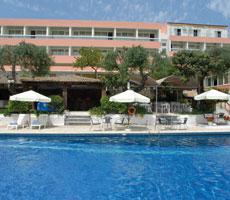 Alexandros viešbutis (Kerkyra (Korfu), Graikija)