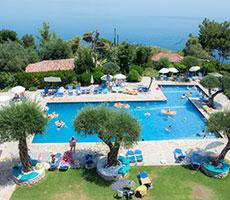 Alexandros viesnīca (Korfu, Grieķija)