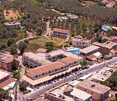 Alkionis viešbutis (Kerkyra (Korfu), Graikija)