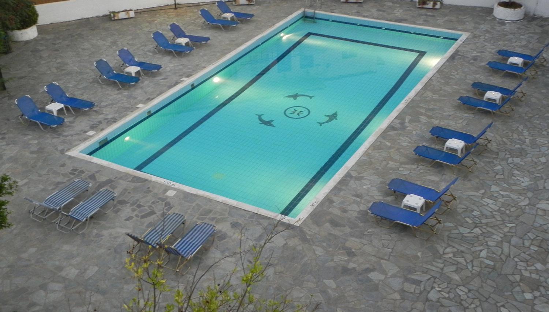 Alkionis hotell (Corfu, Kreeka)