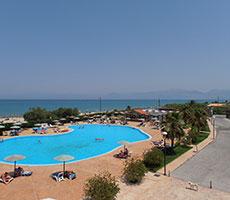 Almyros Beach viešbutis (Kerkyra (Korfu), Graikija)