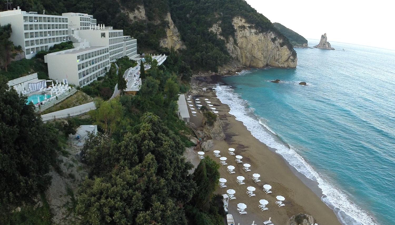 Mayor La Grotta Verde Grand Resort hotell (Corfu, Kreeka)