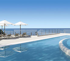 Atlantica Grand Mediterraneo hotell (Corfu, Kreeka)