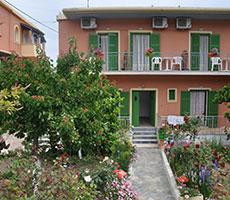 Barbayiannis Studios viesnīca (Korfu, Grieķija)