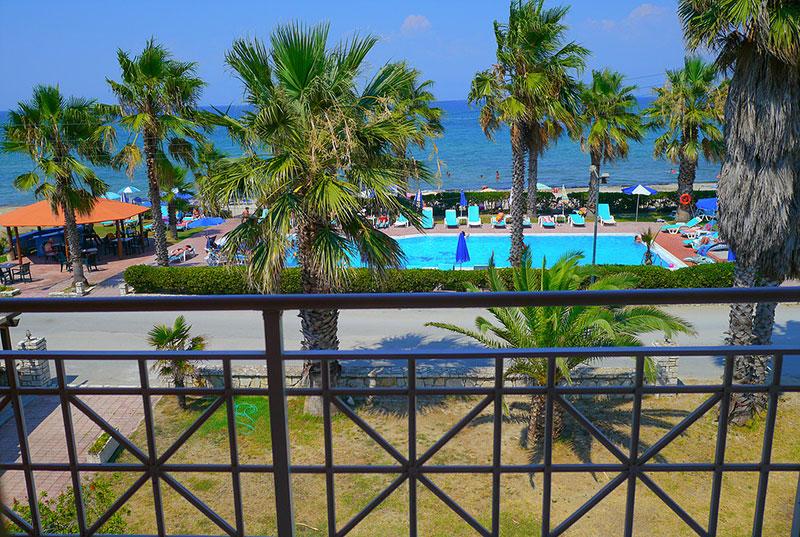 Beach Star Гостиница (Корфу, Греция)