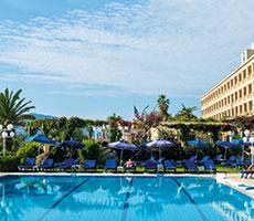 Corfu Palace hotell (Corfu, Kreeka)