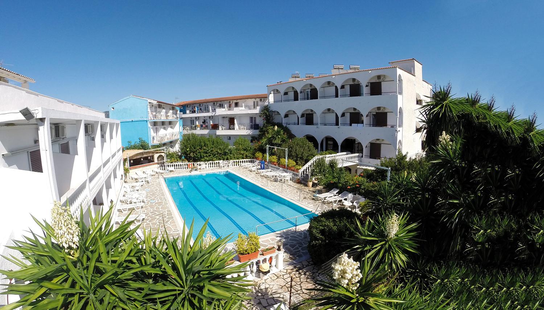 Gouvia hotell (Corfu, Kreeka)