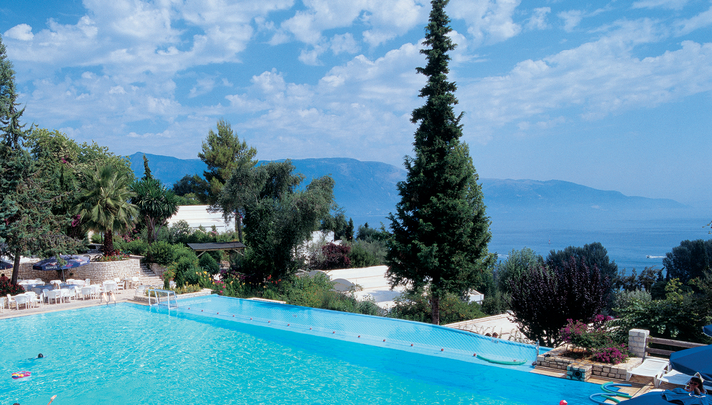Grecotel Lux.ME Daphnila Bay Dassia hotell (Corfu, Kreeka)
