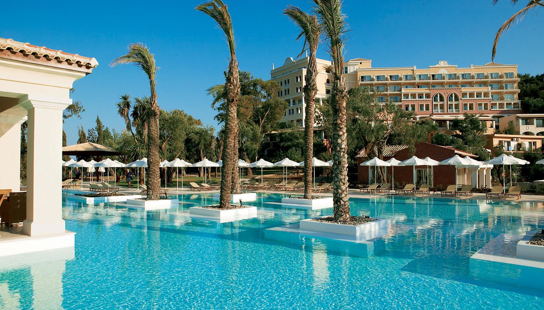 Eva Palace Grecotel Luxury Resort hotell (Corfu, Kreeka)