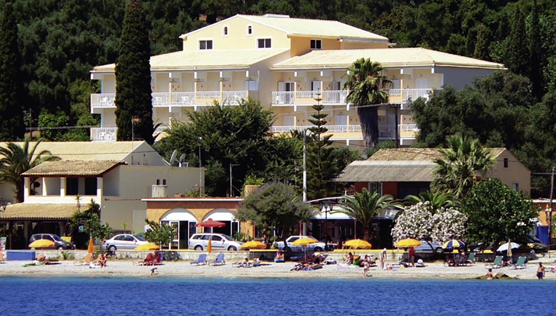 Ipsos Beach Гостиница (Корфу, Греция)