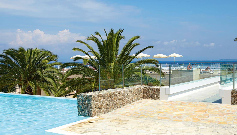 Marbella Corfu hotell (Corfu, Kreeka)