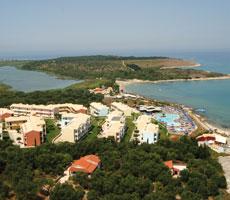 Mareblue Beach Resort гостиница (Корфу, Греция)