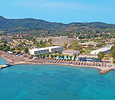 Messonghi Beach hotell (Corfu, Kreeka)
