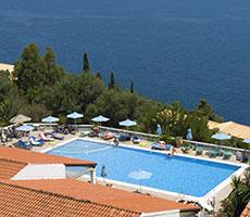 Nautilus viešbutis (Kerkyra (Korfu), Graikija)