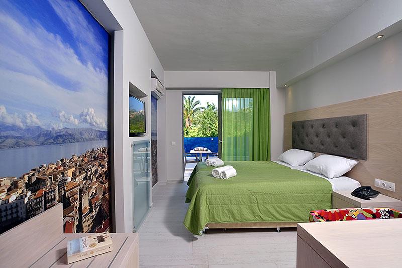 Corfu Palma Boutique hotell (Corfu, Kreeka)