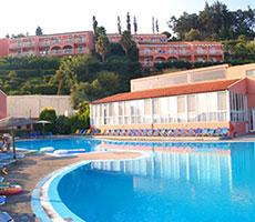 Panorama Sidari viešbutis (Kerkyra (Korfu), Graikija)