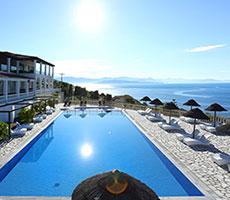 Pantokrator viešbutis (Kerkyra (Korfu), Graikija)