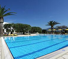 Paradise Corfu viesnīca (Korfu, Grieķija)