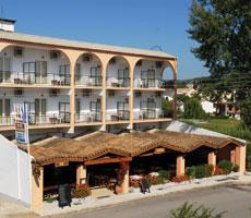 Popi Star hotell (Corfu, Kreeka)