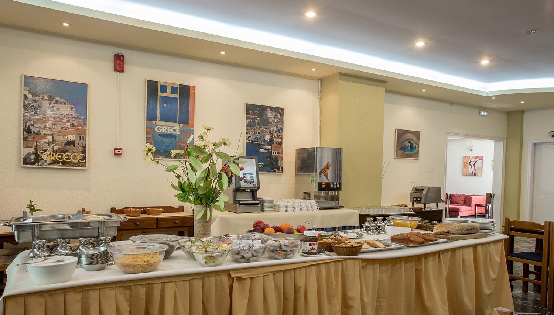 Popi Star viesnīca (Korfu, Grieķija)