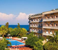 Potamaki Beach hotell (Corfu, Kreeka)
