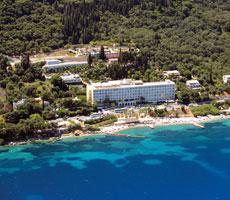 Primasol Ionian Sun viesnīca (Korfu, Grieķija)