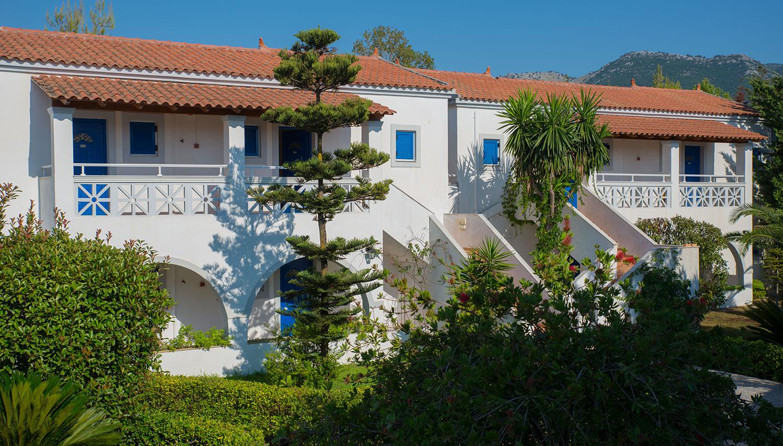 Roda Garden Village hotell (Corfu, Kreeka)