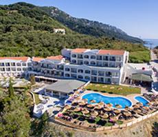 Saint George Palace viešbutis (Kerkyra (Korfu), Graikija)