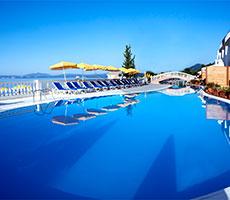 Sunshine Corfu Hotel & Spa viesnīca (Korfu, Grieķija)