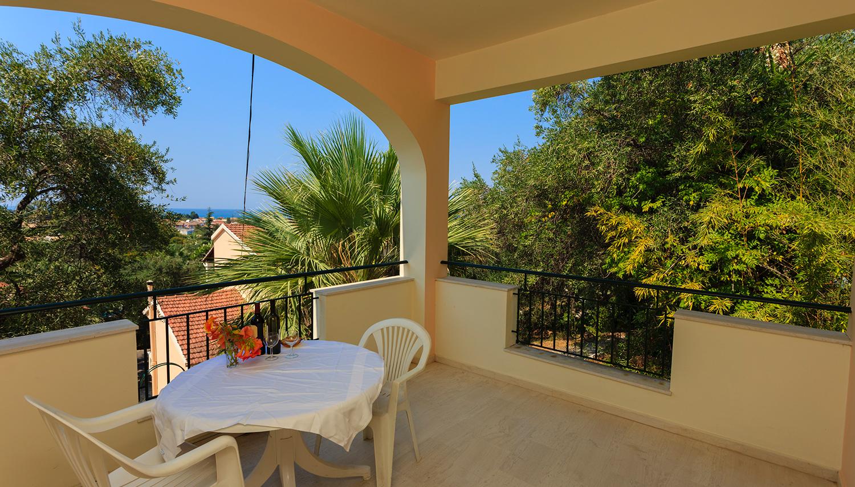 Sun Village Apartments viesnīca (Korfu, Grieķija)