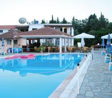 Yannis hotell (Corfu, Kreeka)