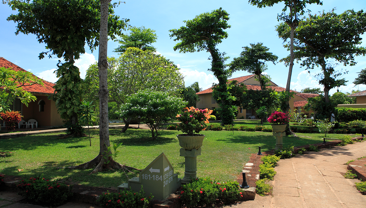 Club Palm Bay viesnīca (Colombo, Šrilanka)
