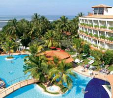 Eden Resort & Spa viesnīca (Colombo, Šrilanka)