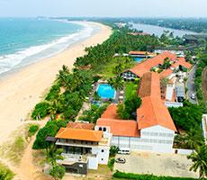 Avani Bentota Resort & SPA viesnīca (Colombo, Šrilanka)