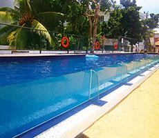 Calamander Unawatuna Beach Resort viesnīca (Colombo, Šrilanka)