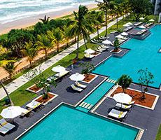 Centara Ceysands Resort & Spa viesnīca (Colombo, Šrilanka)