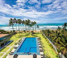 Club Waskaduwa Beach Resort & SPA viesnīca (Colombo, Šrilanka)
