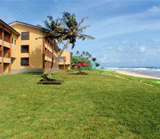 The Long Beach Resort viesnīca (Colombo, Šrilanka)