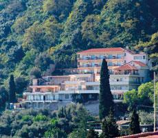 Bay Palace viešbutis (Sicilija, Italija)